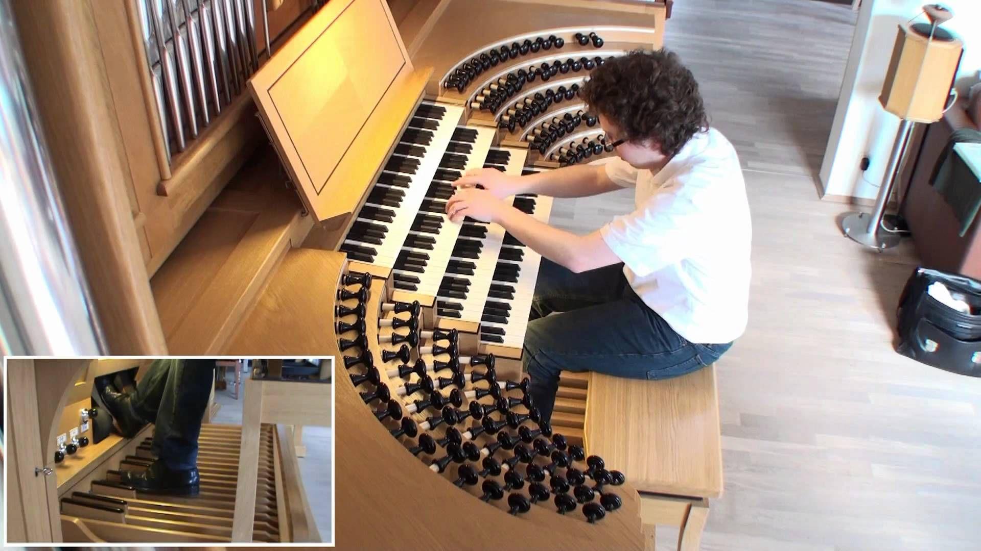 Johann Sebastian Bach Sinfonia Ratswahlkantate Transscription By Marcel Dupre Sebastian Bach Sebastian Bach