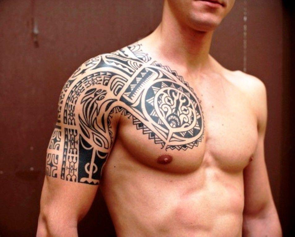 Guy Tattoo Designs: Tattoos For Men Half SleeveCool Half Sleeve Tattoos For