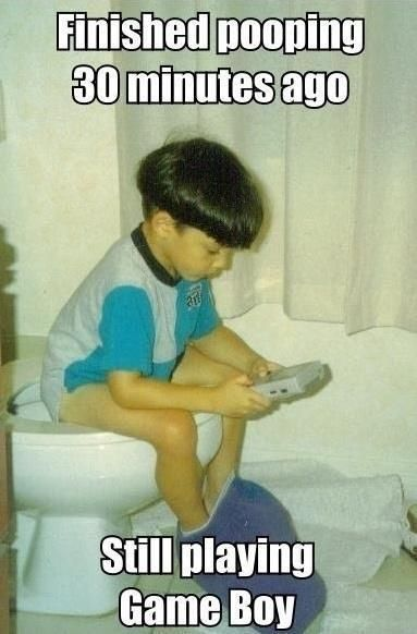 gameboy: entertainment of the 90s