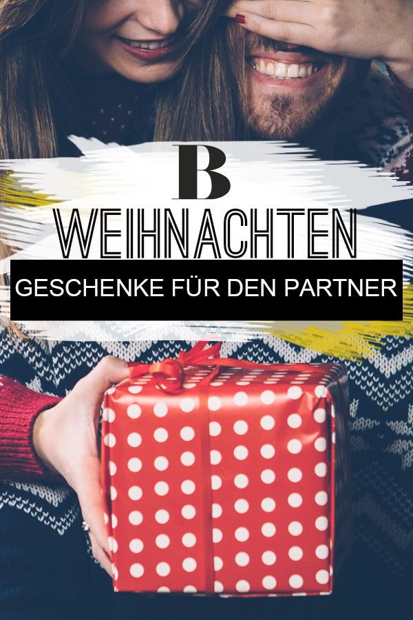 weihnachtsgeschenke f r den partner die besten ideen der. Black Bedroom Furniture Sets. Home Design Ideas