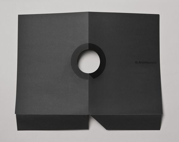 New Branding Identity For O Architecture By Heydays BPO - Architecture by design