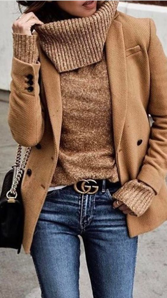 10 Chic Ways To Style Your Winter Outfits