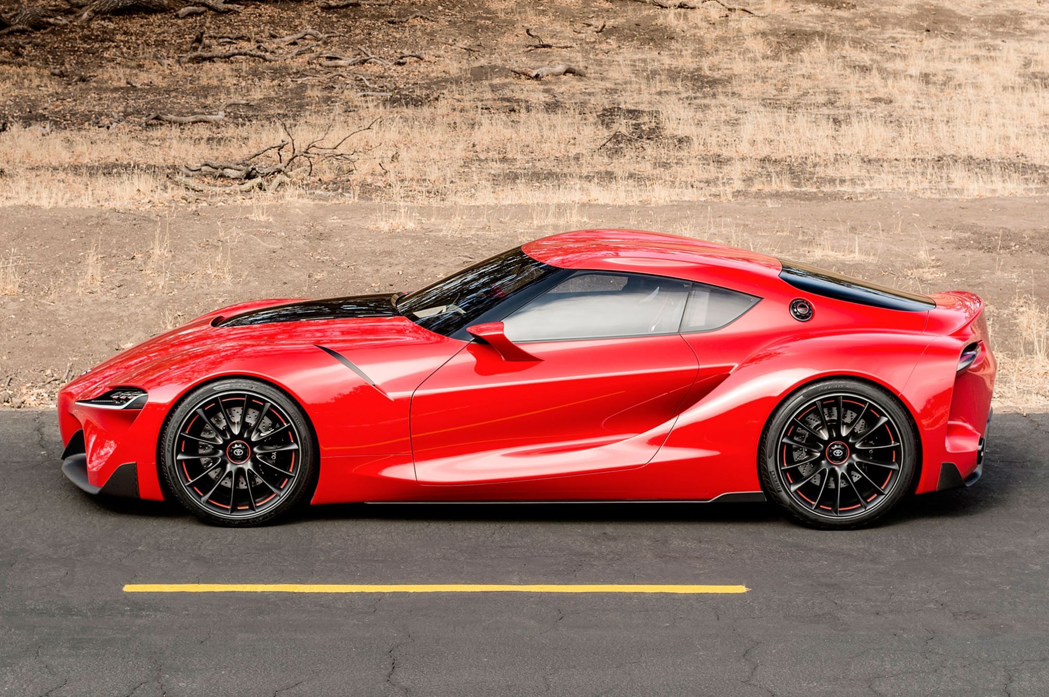 Slowly But Surely Bmw Toyota Sports Car Inching Closer To Reality Toyota Concept Cars Dream Cars
