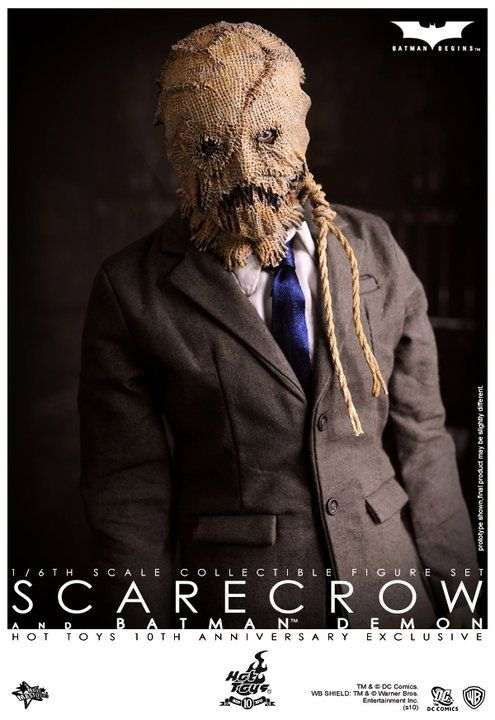 Image result for scarecrow batman begin