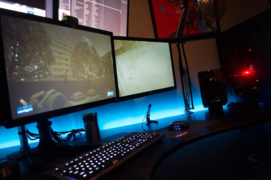 home office gaming computer. Home Office Gaming Computer