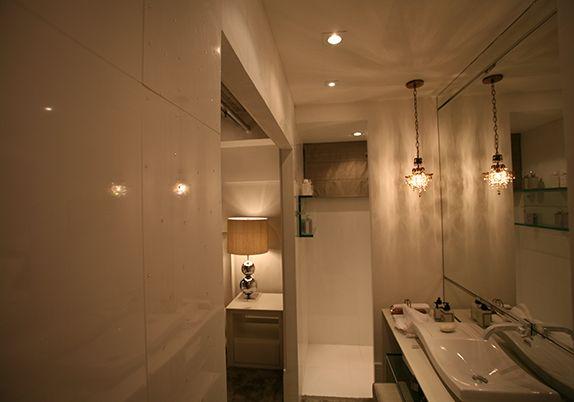 Artefacto D&D - Arq. Vilma Massud - Foto Mik Biersack Banheiro - #ceramicaportinari. Bathrooms - Baños, banho, banheiro.