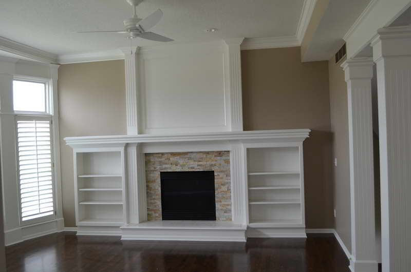 interior paint color schemes family room remodel on best interior paint color combinations id=74949
