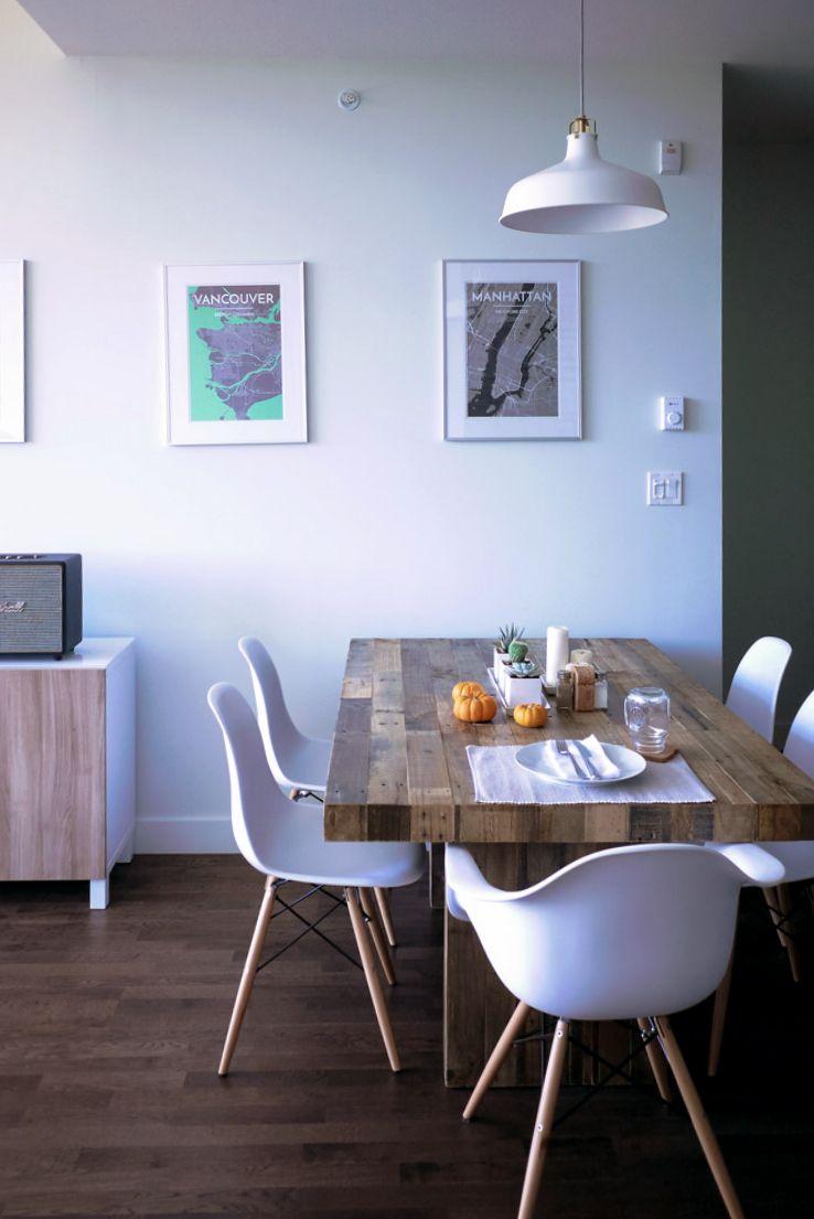 Modern rustic living room west elm