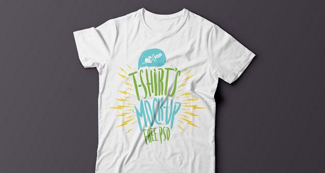 Download Psd Tshirt Mockup Template Vol3 Psd Mock Up Templates Pixeden