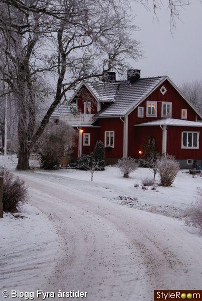 Swedish Cottage Exterior