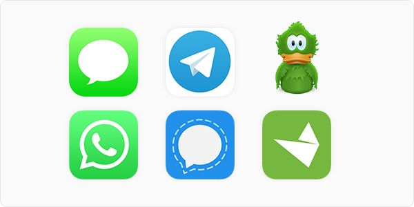6 Encrypted Messaging App Options for Mac and iOS