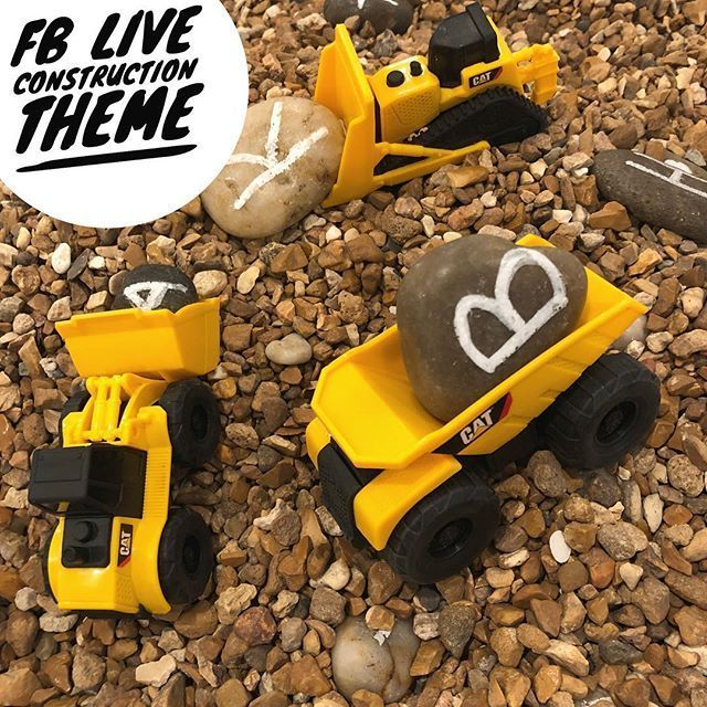 Tonights FB live was all about a construction theme I shared tons of fun con Tonights FB live was all about a construction theme I shared tons of fun con