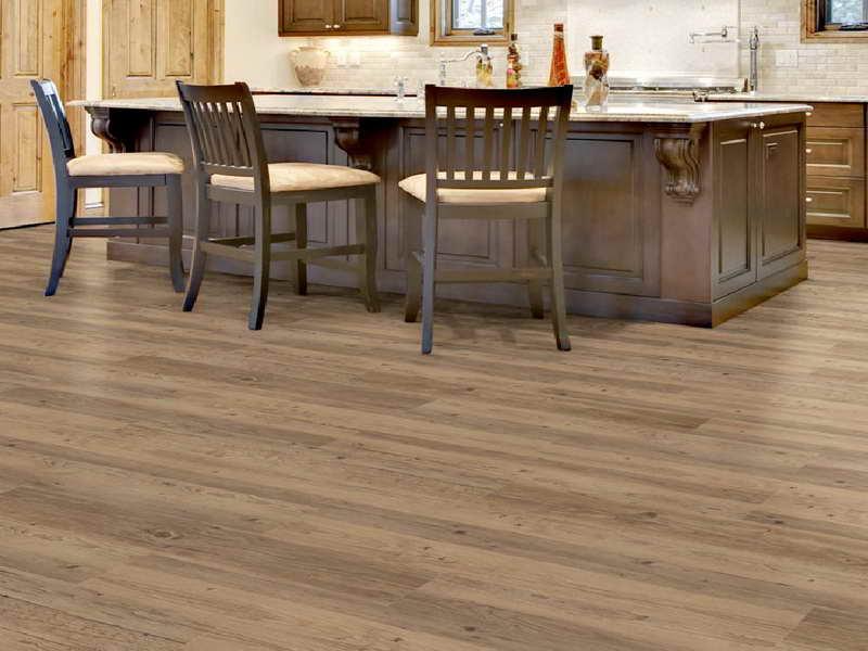 Kitchen vinyl flooring tags best vinyl wood plank for Best vinyl kitchen flooring