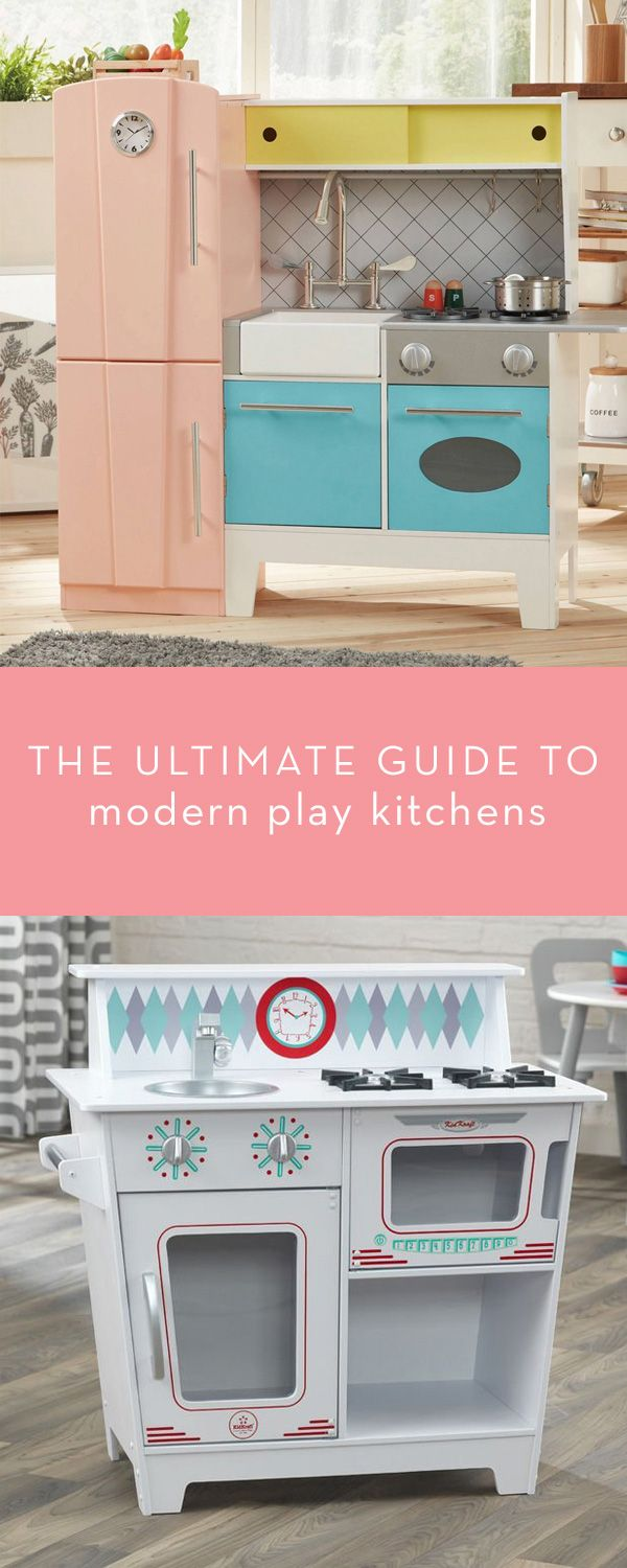 The Ultimate Guide to Modern Play Kitchens Wooden play