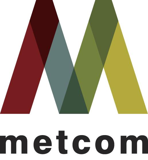 Crystal Logodesign: Love This Clean Logo Design For Metcom Studios In Salt