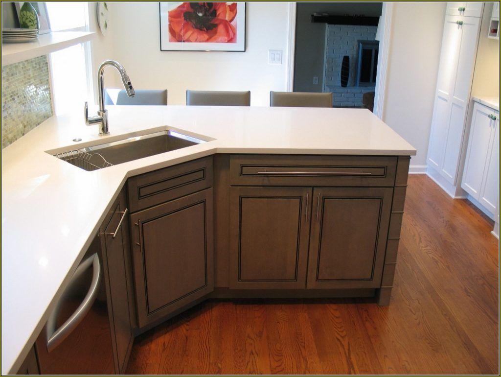 Elegant Kitchen Cabinet Sink Base Dengan Gambar