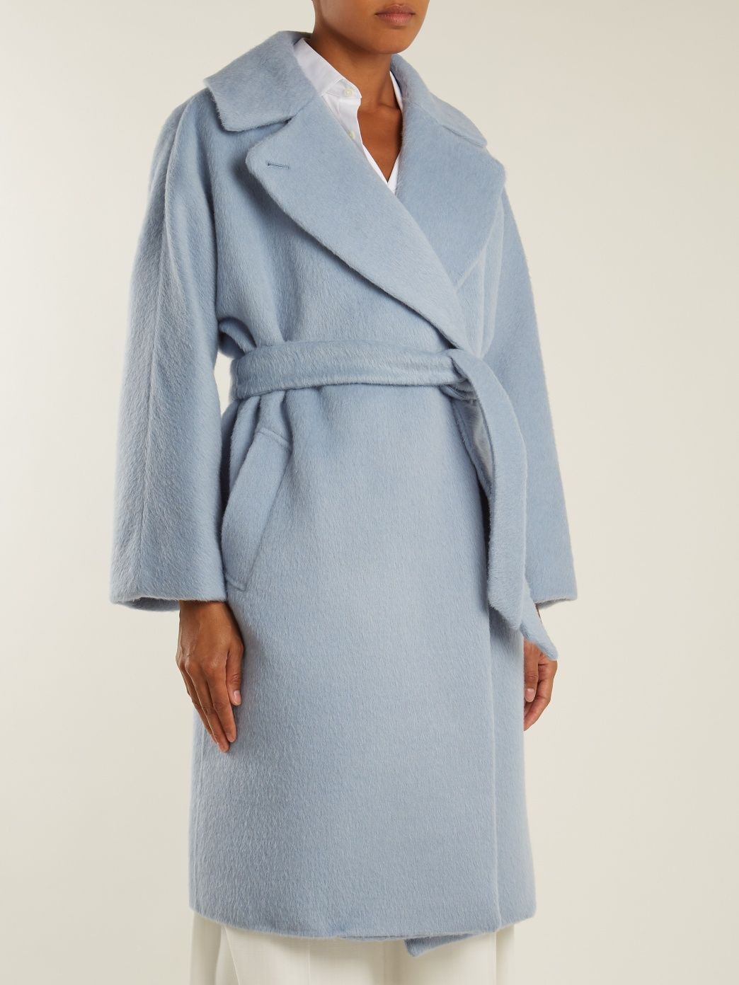 8796a91463d22 Saletta coat | Weekend Max Mara | MATCHESFASHION.COM | Coat | Max ...