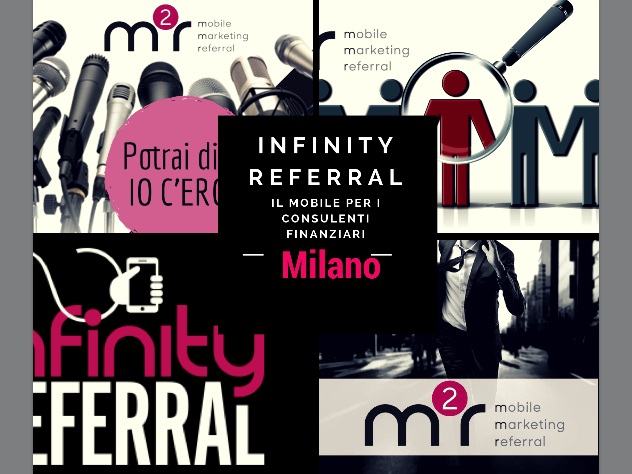 Infinity Referral