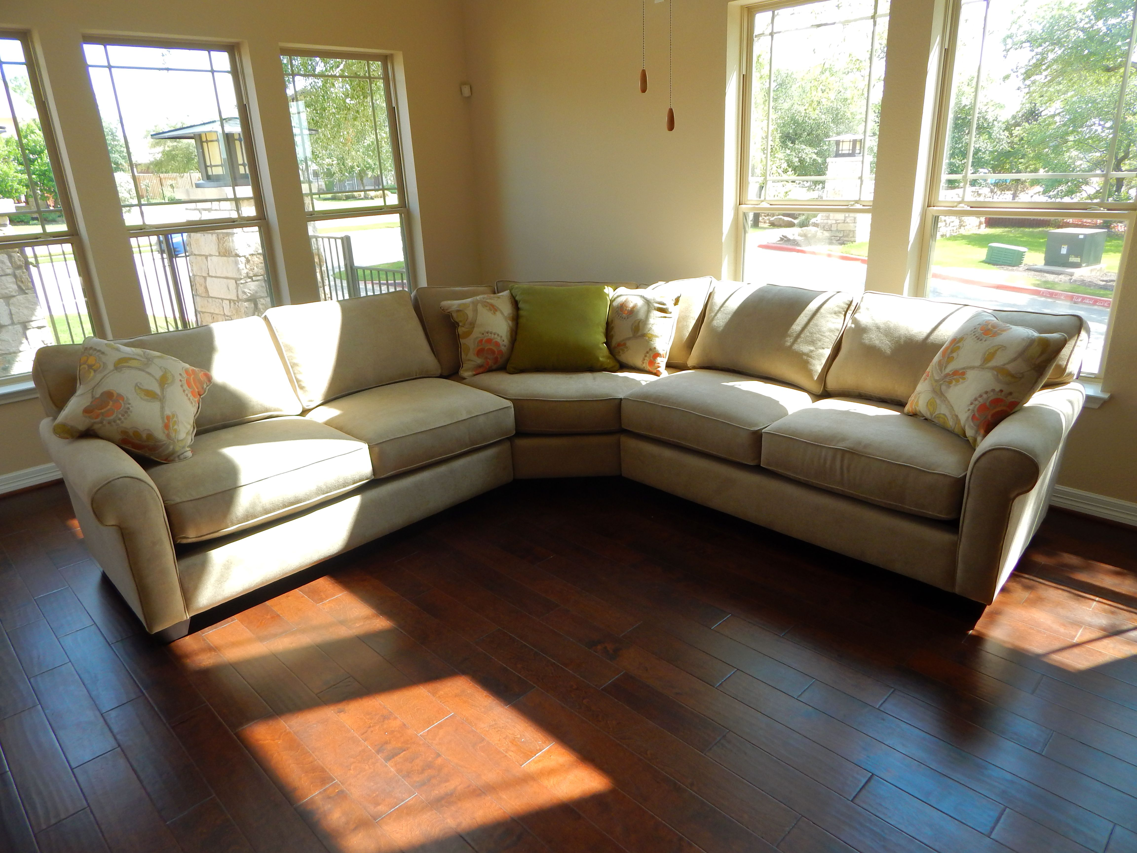 We know we know It s another Benjamin sectional by Jonathan