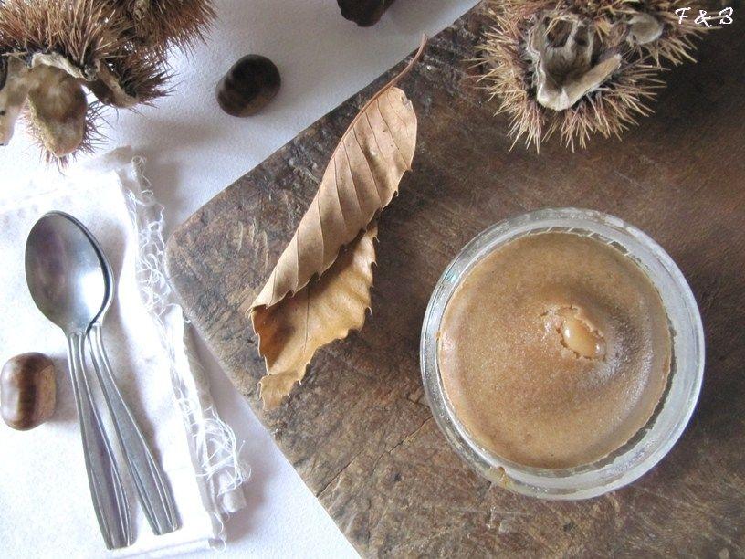 Framboises & bergamote: Coulants à la crème de marrons