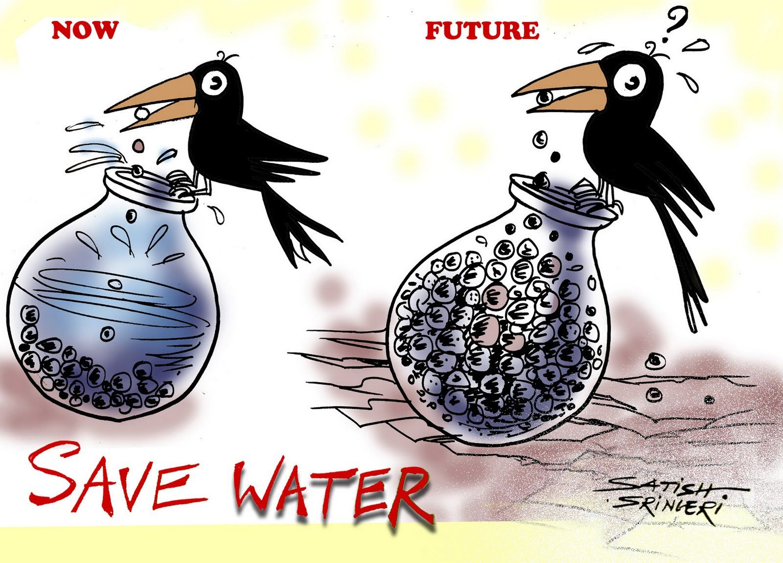 Poster design on save water - Save Water Poster Ideas For Nift Nid Ceed Design Entrance Exam