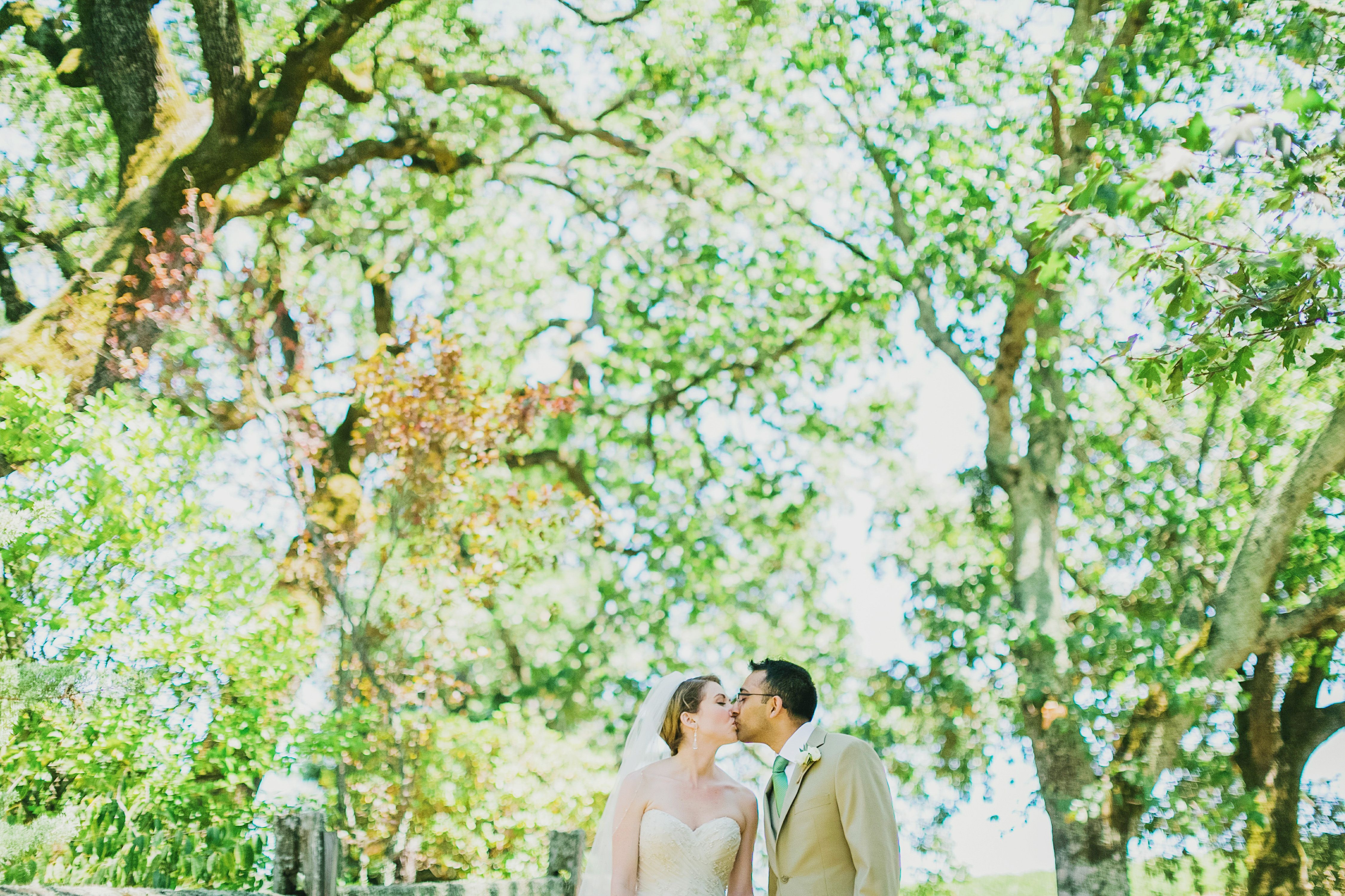 Emily and Vishal's dreamy event is the epitome of a California winery wedding.   #kundeestate #KundeEstateWedding  #bride #groom  #california #winery  #wedding #winerywedding