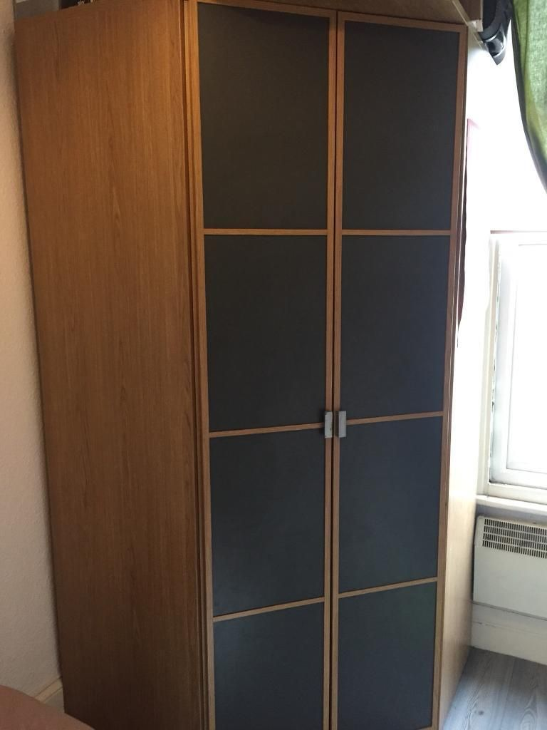 Ikea Schlafzimmerschrank Hopen Ikea Hopen Corner Wardrobe In New Cross London Gumtree
