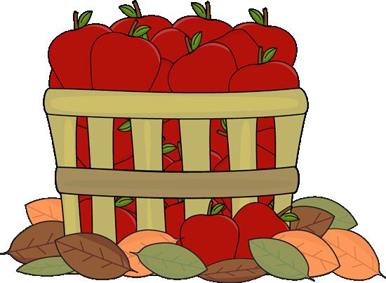 Autumn Apples Clip Art - Autumn Apples Image | August ...