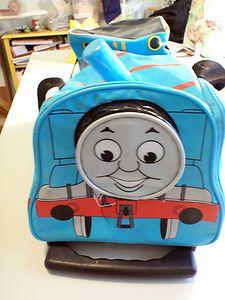 Thomas the Tank suitcase