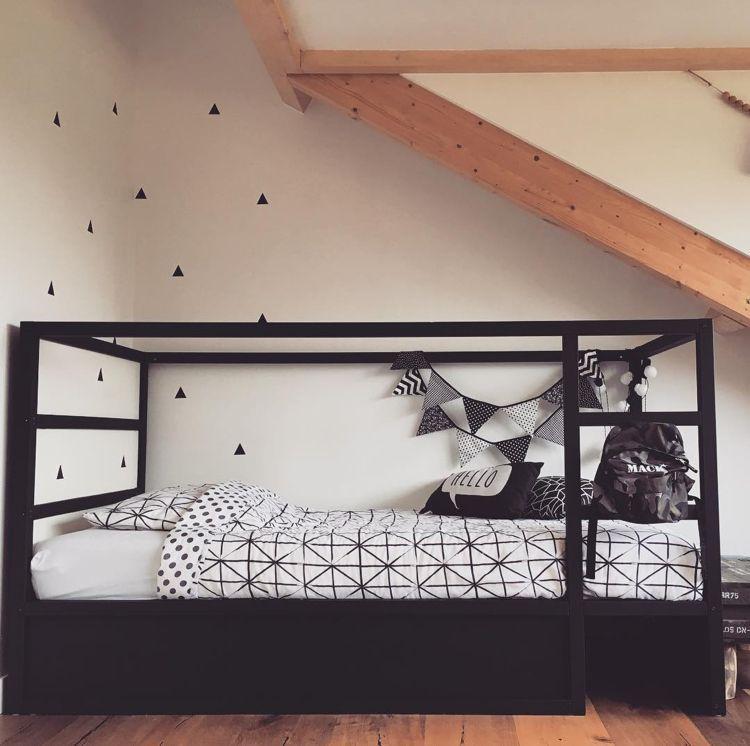 Ikea Kura Bett umgestalten 35 tolle Ideen für