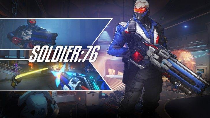 Soldier 76 Overwatch Wallpaper By Pt Desu 2560x1440 Overwatch Wallpapers Overwatch Soldier 76
