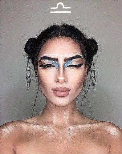 Tribal Makeup Looks Alien Makeup Fantasy Makeup Tribal Makeup