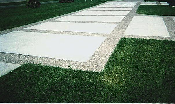 find this pin and more on ideas for the house driveway with standard concrete