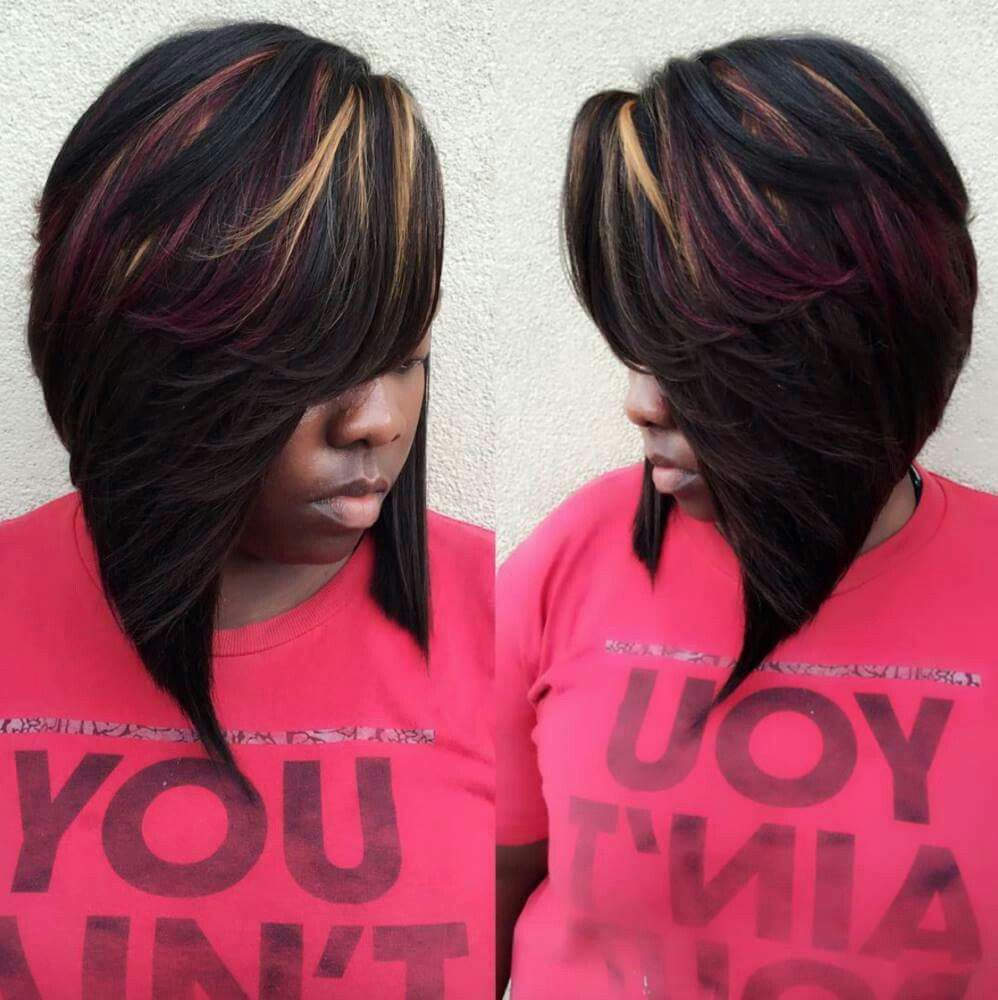 Pin by mrs sledge on thatus cute pinterest bobs and bob hairstyle