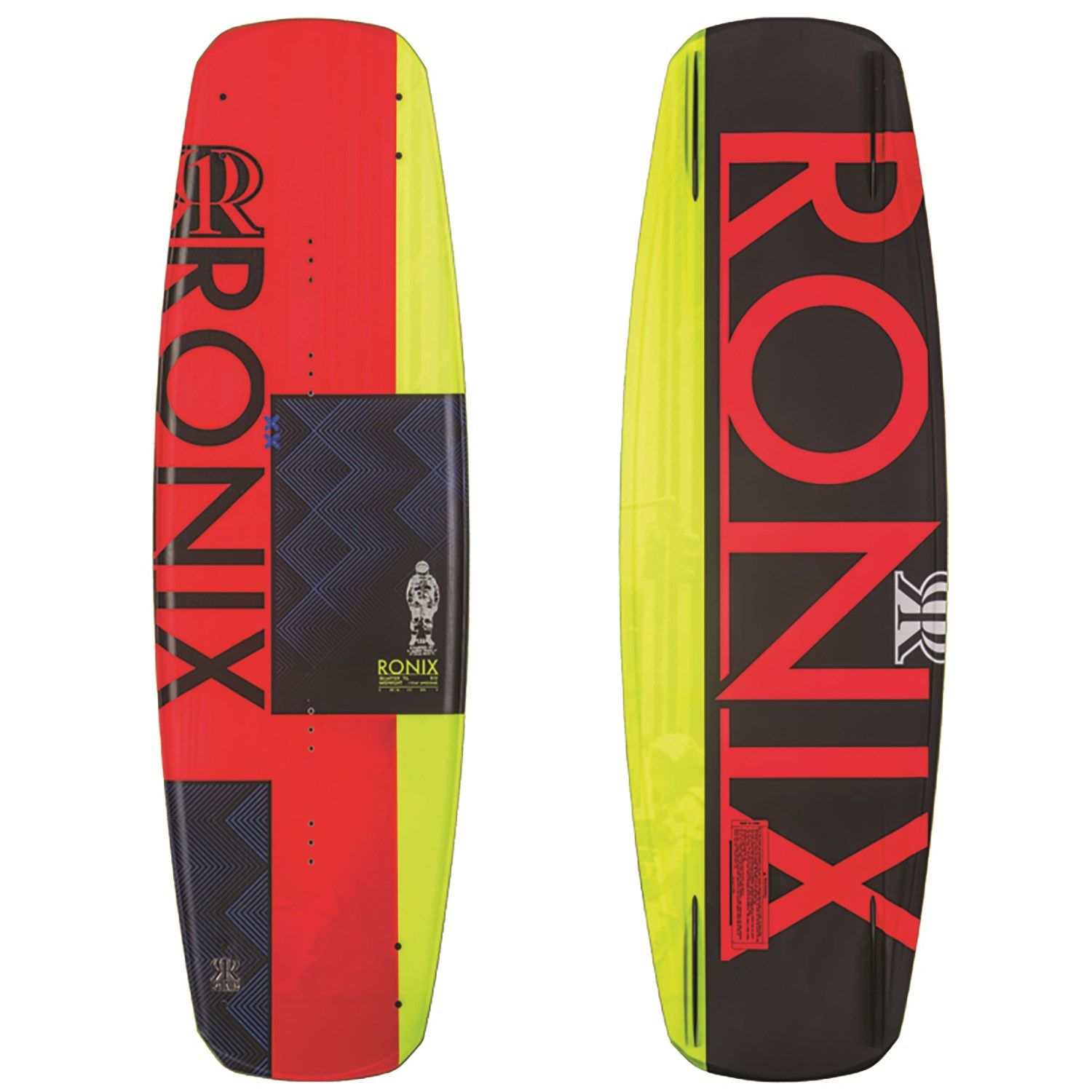 Ronix Quarter 'Til Midnight ATR SF Wakeboard Women's