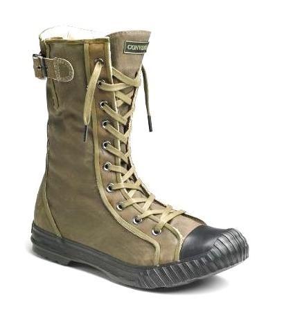 styles de variété de 2019 bébé invaincu x Converse Combat Boots- I need these in grey, brown, black ...