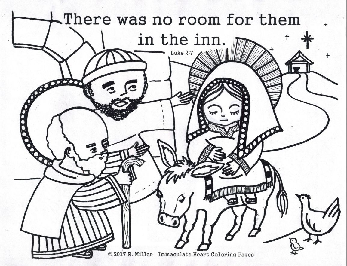 No Room At The Inn | Things happen and Scriptures
