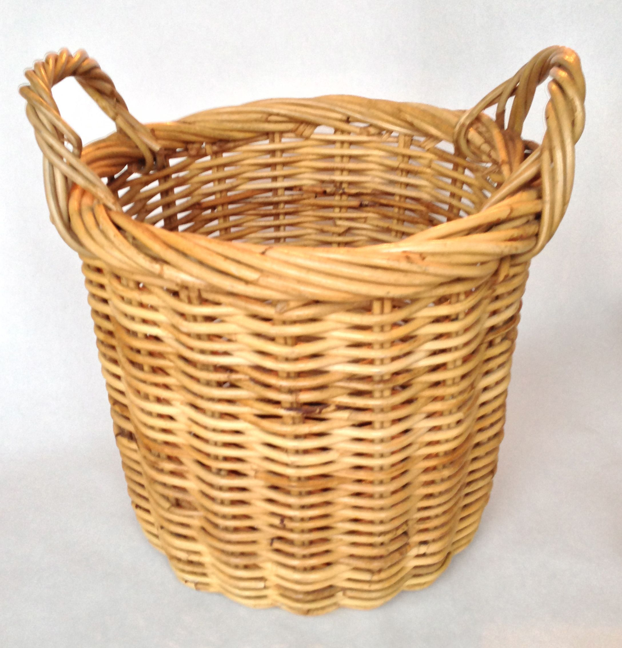 basket for a lamp as a Halloween costume!I took the basket as I ...