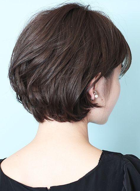 50 peinados de bob corto de tendencia superior  – Peinados