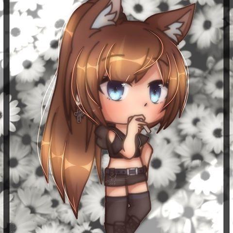 Pin by yuki wolf on gacha Cute anime chibi, Kawaii