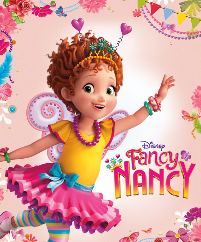 Fancy Nancy Clancy Bree Svg Kids Cartoon Cricut Svg Tv Character Silhouette Svg Png By Malannibaby Fancy Nancy Fancy Nancy Clancy Baby Girl Quilts