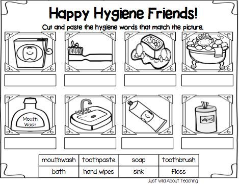 All About Hygiene Health Pack Personal Hygiene Worksheets Hygiene Lessons Hygiene Activities