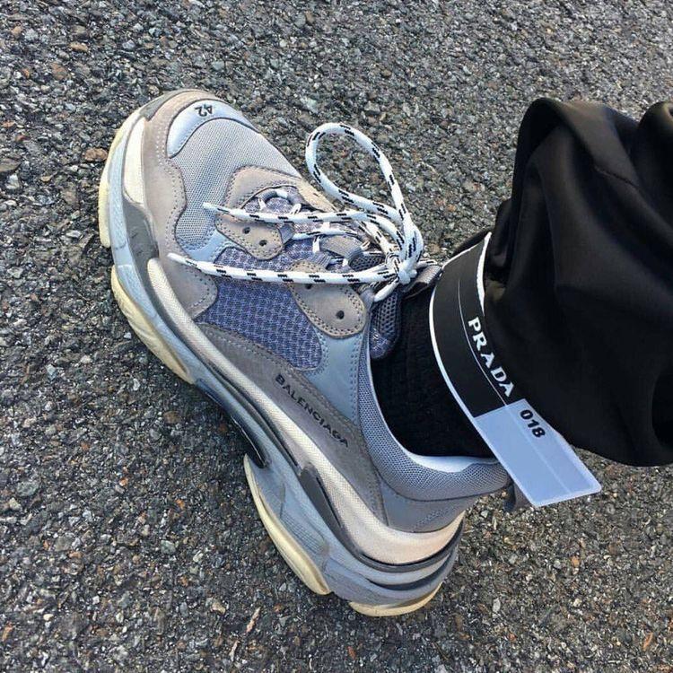 Pin von Magdalena Pesic auf sneakers | Balenciaga schuhe