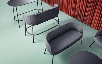 the Nest collection by FUWL Form us with love #stockholmfurniturefair #sff2016 #sthlmfurnfair