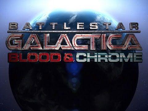 Battlestar Galactica Blood And Chrome Trailer New Machinima