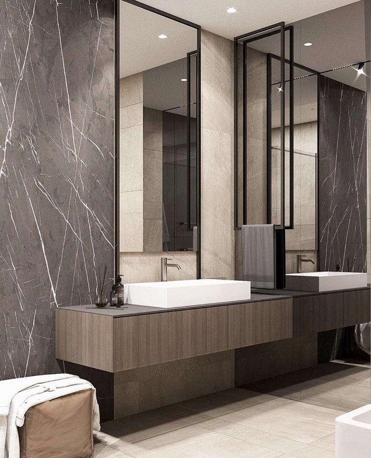 Pin By Mohammed Noorani On Design Bathroom Modern Bathroom Bathroom Design Luxury Bathroom
