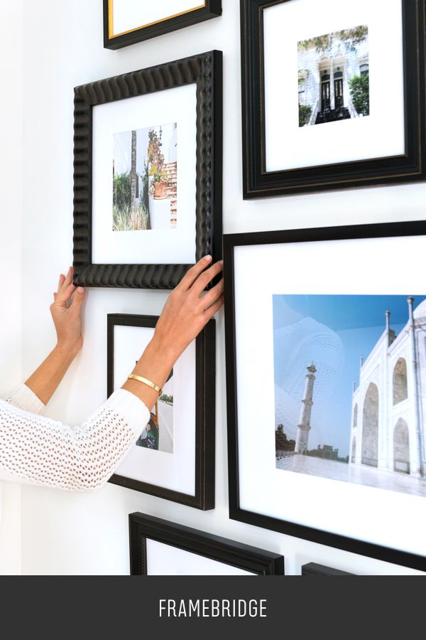 Framebridge makes it easy to custom frame everything you love. Just ...