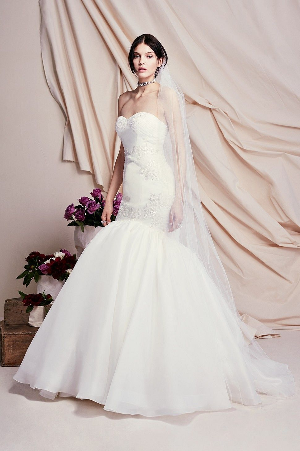 Zac Posen Tells Us All About His Wedding Dress Collection