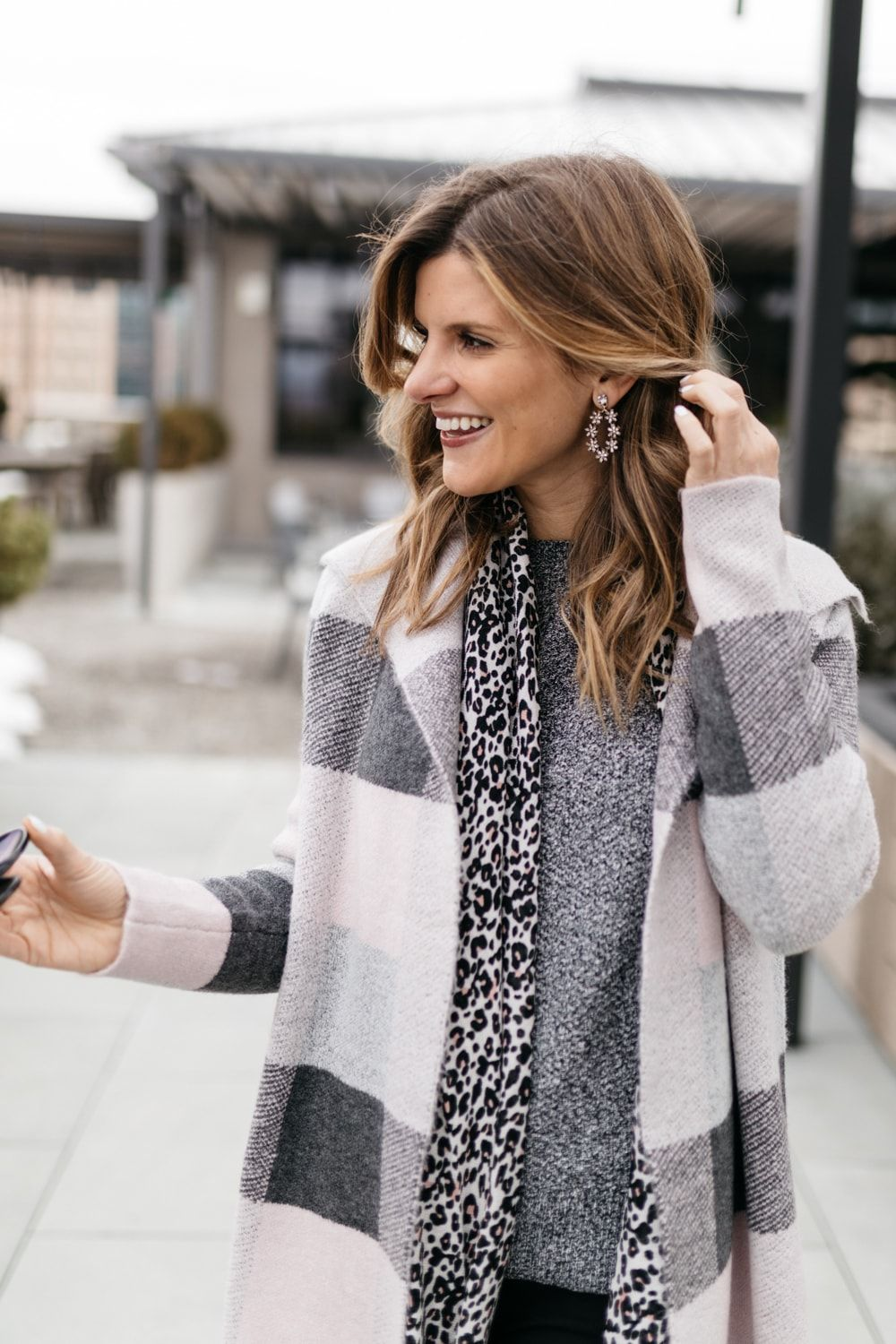 A Cozy and Chic Winter Outfit (That's Office Approved!) • BrightonTheDay