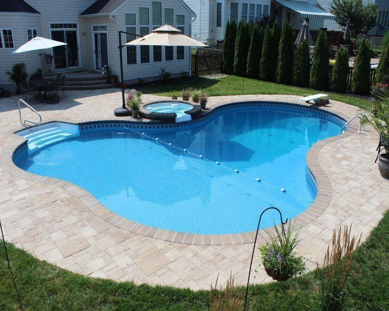 88 Inspiring Lagoon Swimming Pool Design Ideas | Swimming ...
